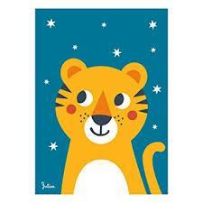 poster kinderzimmer poster kinderzimmer tiger nachtleuchtend de küche haushalt