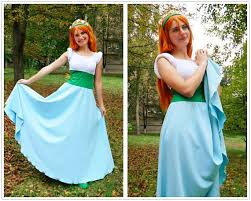 Disney Princesses Halloween Costumes Adults Thumbelina Disney Cosplay Costume Disney Princesses
