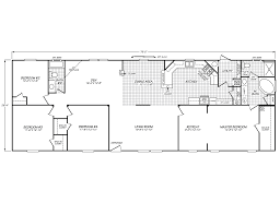 new century homes inc carriage manor ii 28764x fleetwood homes