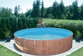 kinderbecken fun wood von future pool der exclusive pool im garten