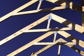 Prefabricated Roof Trusses Truss Plate Institute
