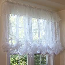 Balloon Curtain Balloon Curtain 1 2 Mini Blinds Inch Faux Wood Aluminum 3 Day Shades