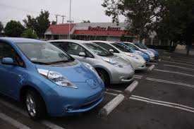 nissan leaf miles per kwh twenty six months in our nissan leaf driving electric a journey