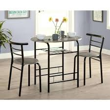 Miami Bistro Chair Dining Table And 2 Chairs Breakfast Set Mobile Breakfast Bar Table