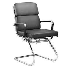 fauteuil de bureau eames chaise bureau client visiteur réunion eames style pu boardroom