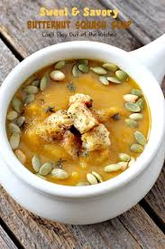 sweet and savory butternut squash soup can u0027t stay out of the kitchen