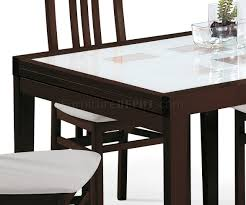 Poker Dining Table by 90 Dining Table Wenge By Esf W Folding Frosted Glass Top