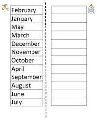 29 best maths days months seasons images on pinterest