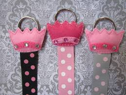 bow holders princess crown bow holder