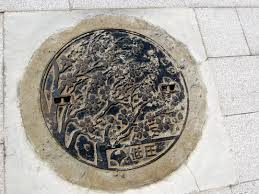 What Makes A Good Home Harold Davis Japan Manhole Cover Nara Idolza