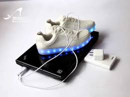 light up shoes charger how to charge this led shoes pls check the video youtube