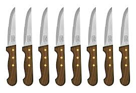 chicago cutlery kitchen knives chicago cutlery steakhouse steak knife set 8 cutlery and more