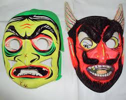 vintage masks vintage mask etsy
