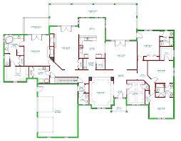 split bedroom floor plan split bedroom house plans split floor plan home bold inspiration