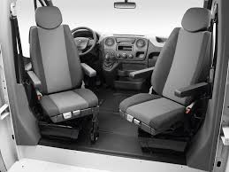 renault van interior motorhome conversion ready renault master launched autoevolution