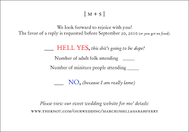 response card wording wedding rsvp wedding invite and response card i did for