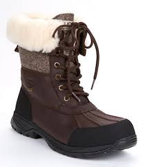 ugg butte mens sale ugg s butte waterproof boots shoes 1008433 at barenecessities com