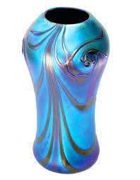 Antique Hand Blown Glass Vases Blue Glass Vases U2013 Affordinsurrates Com