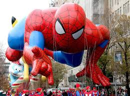 spider from at macy s thanksgiving day parade 2014 e