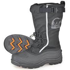 motorcycle boots men sorel men u0027s alpha pac boots gempler u0027s