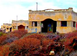 ghost towns for sale abandoned leper colony ghost town in tenerife urban exploration