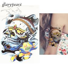 cool cartoon tattoos compare prices on cool sleeves tattoo online shopping buy low