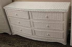 white wicker bedroom set white wicker bedroom furniture dresser womenmisbehavin