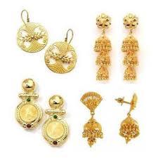 saudi arabia gold earrings gold earring for sale in mumbai on