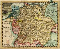Map Of Stuttgart Germany by Wolf U0027s Thematic Index Of The Works Of The Great Composers
