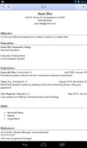 Resume Maker Free Download Resume Builder Google Haadyaooverbayresort Com