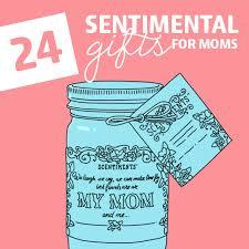 24 sentimental gifts for dodo burd
