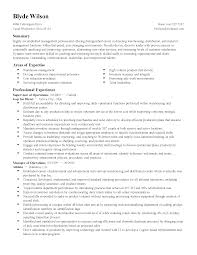 Resume Samples Areas Of Expertise by Professional Warehouse Operations Supervisor Templates To Showcase