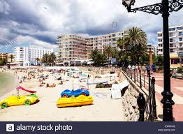 santa eulalia del rio ibiza spain spanish resort beach hotels