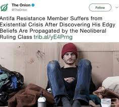 Parody Meme - when the onion stops being a parody news and is more truthful than