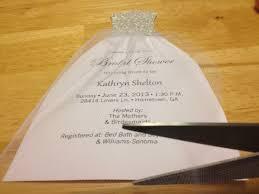 diy bridal shower invitations diy bridal shower invitations with