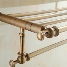 fashion antique copper bathroom set vintage antique brass towel
