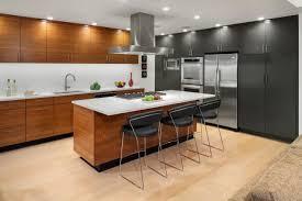 kitchen two tone kitchen extraordinary modern small apartment