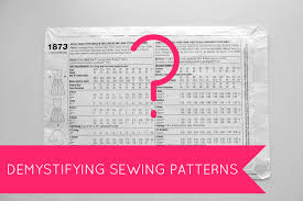 what does pattern mean tilly and the buttons demystifying sewing patterns