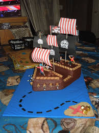 Pirate Cake Decorations Some Cool Pirates Themed Cake Ideas Pirates Cake Designs