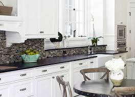 black and white kitchen ideas kitchen sink cool catalog orating rustic countertop backsplash