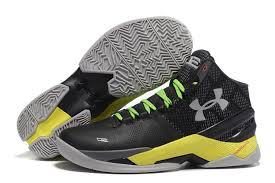 basketball black friday black friday ua stephen curry two basketball shoes yellow black
