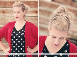 braided pompadour hairstyle pictures 25 easy hairstyles with braids six sisters stuff six sisters stuff