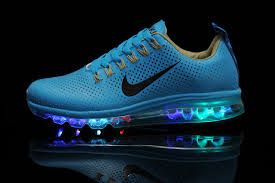 light up high tops nike nike air max motion nsw light up blue black 140401 015 air max