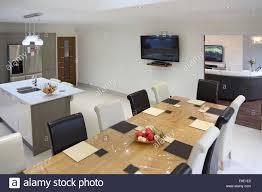 Esszimmer In English Kitchen Diner Home Stockfotos U0026 Kitchen Diner Home Bilder Alamy