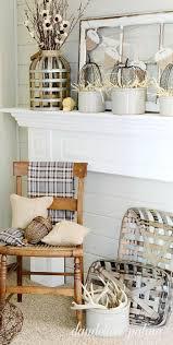 Burlap Home Decor Ideas Best 25 Tobacco Basket Decor Ideas Only On Pinterest Farmhouse