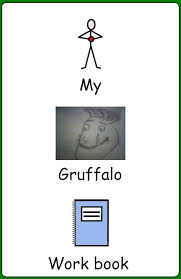the gruffalo workbook story sequencing book the children use