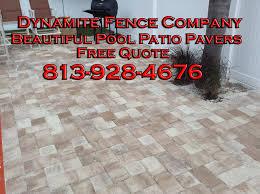 Red Brick Patio Pavers by Brick Pavers Sarasota Florida Driveways Pool Patios