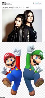 Animated Meme Maker - image tagged in mario luigi name a more iconic duo imgflip