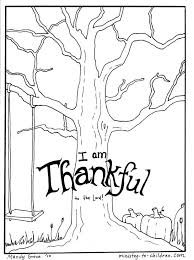 i am thankful for turkey coloring page thanksgiving pages im made