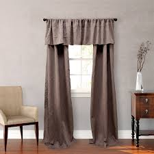 Bay Window Valance Straight Valance On White Bay Window Treatment Also In White Wall